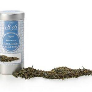 Infusion feuilles de mûrier japonais boutique Histoires de thés à Cosne-sur-Loire 58200