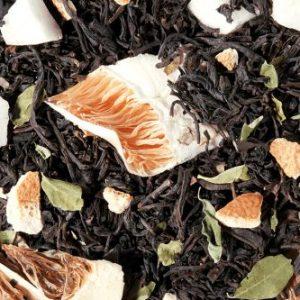 Thé noir pomélo basilic boutique Histoires de thés à Cosne-sur-Loire 58200