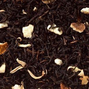 Thé noir sans théine à l'orange boutique Histoires de Thés à Cosne-sur-Loire 58200