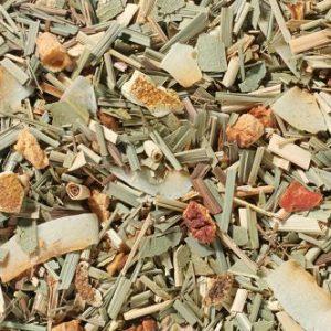 Tisane eucalyptus noix de coco boutique Histoires de thés à Cosne-sur-Loire