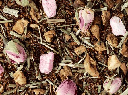 Rooibos à la fraise et aux fruits boutique Histoires de thés à Cosne-sur-Loire 58200