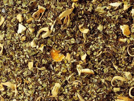 Maté vert brésilien à l'orange boutique Histoires de thés à Cosne sur Loire 58200