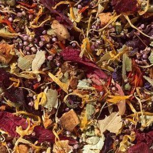 Tisane Mer de Fleurs boutique Histoires de thés à Cosne-sur-Loire 58200