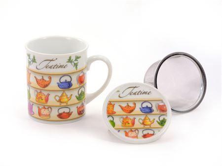 Tisanière Teapots boutique Histoires de thés à Cosne-sur-Loire 58200