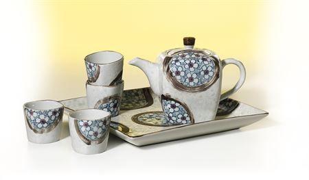 Service à thé Mela boutique Histoires de thés à Cosne-sur-Loire 58200