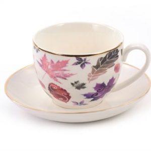 Tasse et soucoupe Maple boutique Histoires de thés à Cosne-sur-Loire 58200