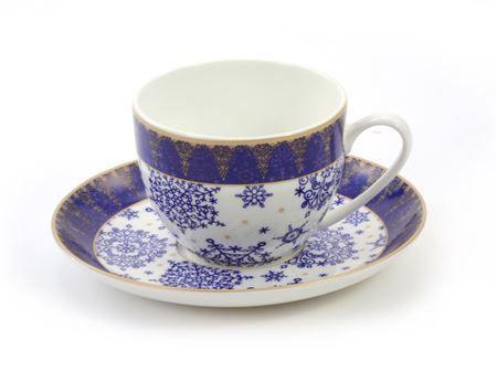 Tasse et soucoupe Daffy porcelaine chinoise boutique Histoires de thés à Cosne-sur-Loire 58200