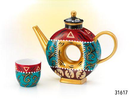 Service à thé Abigail boutique Histoires de thés à Cosne-sur-Loire 58200
