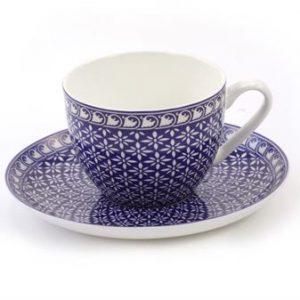 Tasse et sous-tasse Antonie boutique Histoires de thés à Cosne-sur-Loire 58200