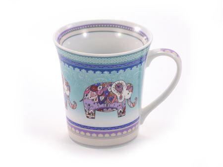 Mug Shalini éléphants boutique Histoires de thés à Cosne-sur-Loire 58200