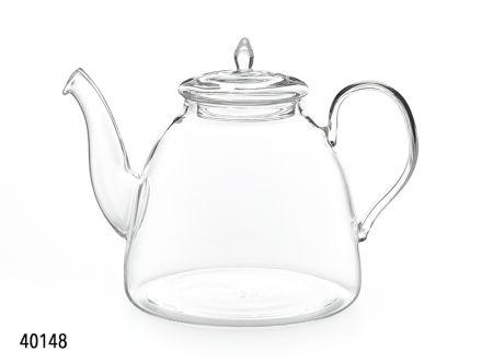 Théière en verre transparent Kristine boutique Histoires de thés à Cosne-sur-Loire 58200