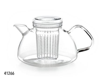Théière infuseur transparente boutique Histoires de thés à Cosne-sur-Loire 58200