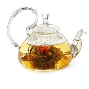 Théière Bahar transparente boutique Histoires de thés à Cosne-sur-Loire 58200