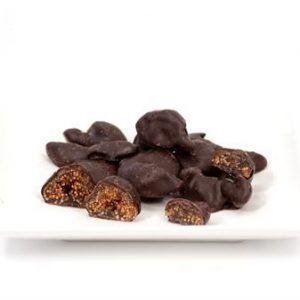 Figues enrobées de chocolat noir boutique Histoires de thés à Cosne-sur-Loire 58200