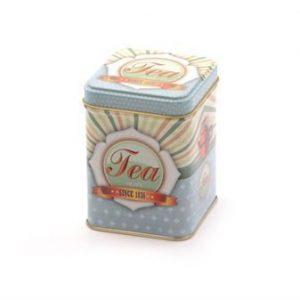 Boîte en fer Henny boutique Histoires de thés à Cosne-sur-Loire 58200
