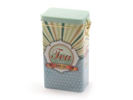 Boîte à thé en métal Henny boutique Histoires de thés à Cosne-sur-Loire 58200