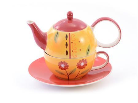 Ensemble thé Danja céramique boutique Histoires de thés à Cosne-sur-Loire 58200