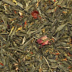Thé vert orange pamplemousse boutique Histoires de thés à Cosne-sur-Loire 58200