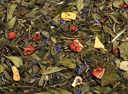 Mélange thés frais mangue bergamote boutique Histoires de thés à Cosne-sur-Loire 58200