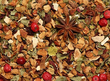 Tisane gourmande pomme boutique Histoires de thés à Cosne-sur-Loire Nièvre