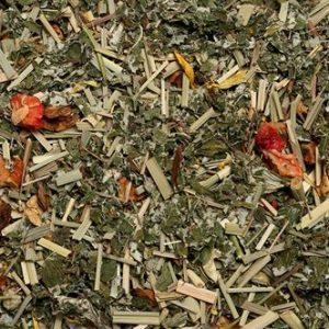 Tisane Myrtille Fraise Menthe boutique Histoires de thés à Cosne-sur-Loire Nièvre