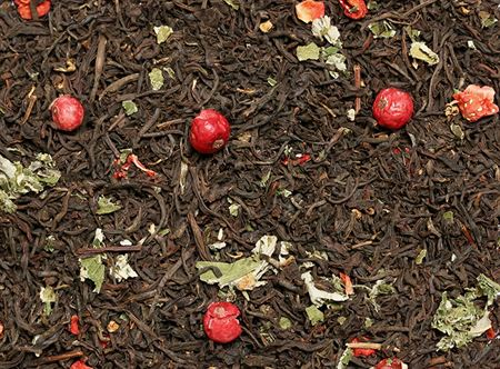 Thé noir BIO myrtille boutique Histoires de thés à Cosne-sur-Loire 58200