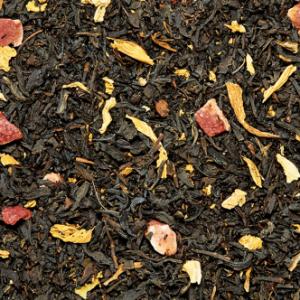 Thé noir bio pêche et fraise boutique Histoires de thés à Cosne-sur-Loire 58200 Nièvre