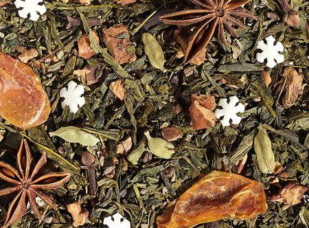 Thé vert mandarine cardamome boutique Histoires de thés à Cosne-sur-Loire 58200