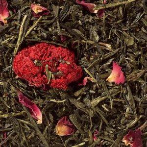 Thé vert Fleurs de Grenade boutique Histoires de Thés à Cosne-sur-Loire 58200