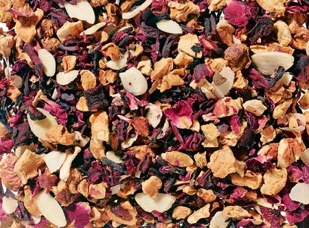 Infusion cerise grenade boutique Histoires de thés à Cosne-sur-Loire