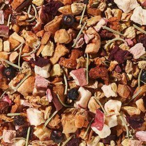 Infusion rhubarbe gingembre boutique Histoires de thés à Cosne-sur-Loire 58200