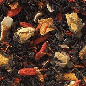Thé noir baies de goji et grenade boutique Histoires de thés à Cosne-sur-Loire 58200