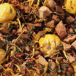 Infusion glace à l'orange boutique Histoires de thés à Cosne-sur-Loire 58200
