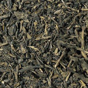 Thé vert Sencha déthéiné boutique Histoires de thés à Cosne-sur-Loire