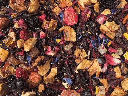 Infusion fraise mangue boutique Histoires de thés à Cosne-sur-Loire 58200