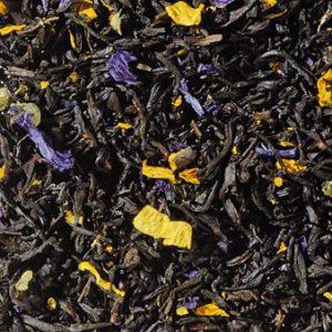 Thé noir pêche abricot boutique Histoires de thés à Cosne sur Loire 58200