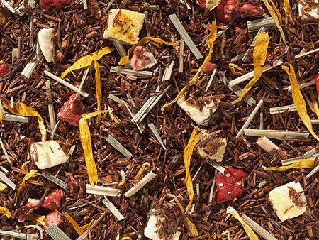 Rooibos bio mangue fraise boutique Histoires de thés à Cosne-sur-Loire 58200