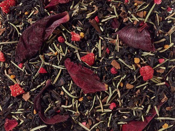 Thé noir épicéa miel boutique Histoires de thés