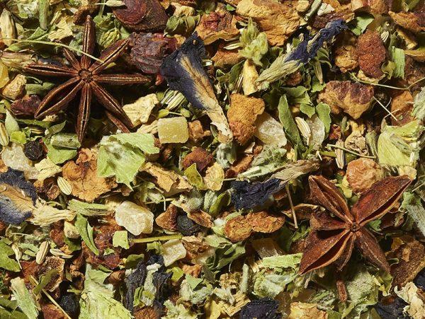 Infusion Mr Grinch boutique Histoires de thés à Cosne-sur-Loire