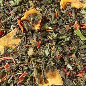 Thé vert Mangue & Chanvre histoires de thés