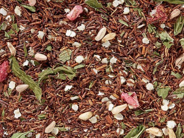 Rooibos Quinoa Chanvre Grenade