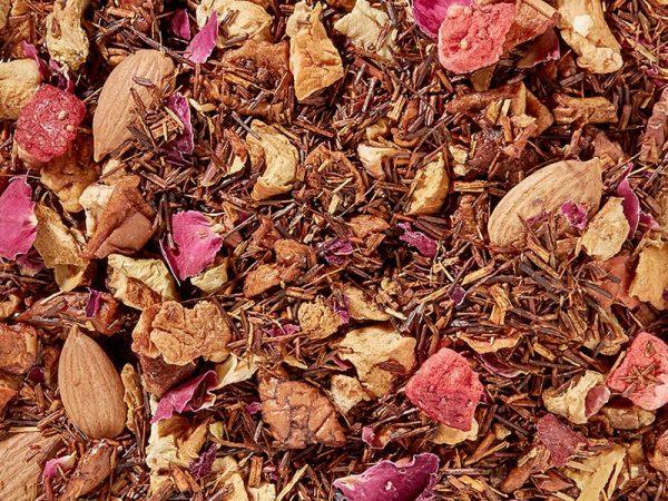 Rooibos Fraise Pêche Limette boutique Histoires de thés