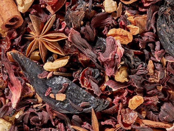 Infusion Prune Baharat boutique Histoires de thés