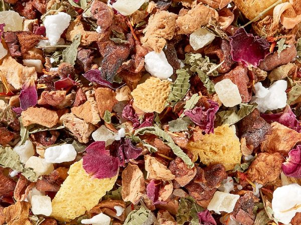 Infusion Citron Safran boutique Histoires de thés