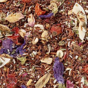Rooibos orange menthe coco BIO boutique Histoires de thés