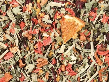 Infusion Orange Pamplemousse boutique Histoires de thés