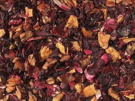 Infusion Orange Sanguine boutique Histoires de thés