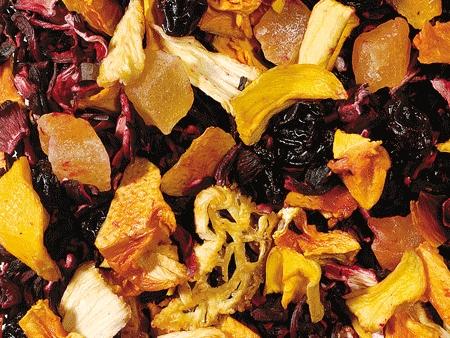 Infusion Fruits du soleil et melon boutique Histoires de thés à Cosne-sur-Loire