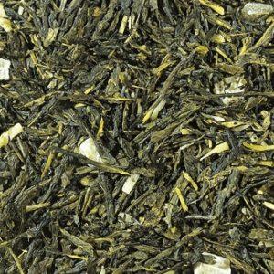 Thé vert Pina Colada boutique Histoires de thés
