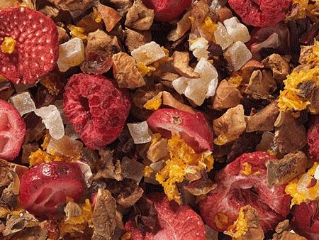 Infusion de fruits mixtes boutique Histoires de thés à Cosne-sur-Loire